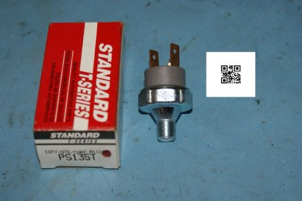 1986-1987 Corvette C4 Oil Pressure Switch to Fuel Pump, Standard PS135, New In Box